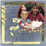 download Shabby Birthday Collection