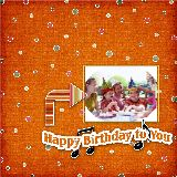 download Scrapbook Flair Birthday Collection