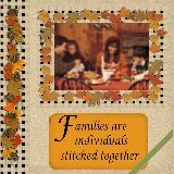 10 FREE Thanksgiving Digital Scrapbook Collections PLUS Save 25% on Cards!