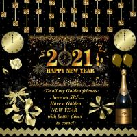 Have a Golden New Year!