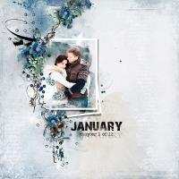 January Mood by TirAmisu design