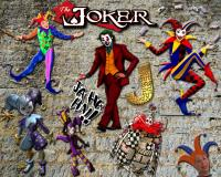 THE JOKER or JESTER