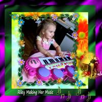 Colorful Page-Riley Make Music