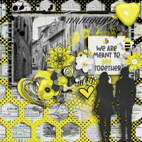 We are meant to bee together