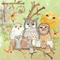 OWL ICON PAGE