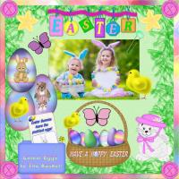Easter 2021 Icon Page