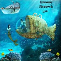 Undersea Steampunk Love 2021