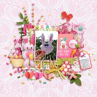 Easter crafting