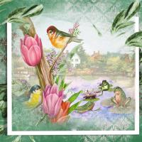 Scrapbook of the Week - Nature Row 3