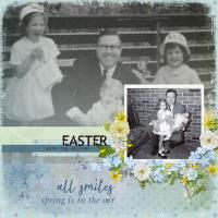 Easter With the Wilsons