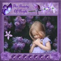 The Beauty of Purple