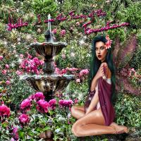 FAERIE  OF THE FOUNTAIN