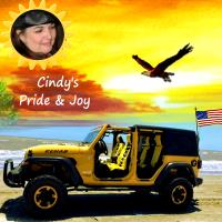 Colour Yellow Page -Cindy's Jeep