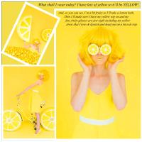 The Yellow Fruity Lady