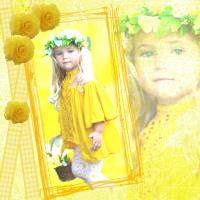 Colour Yellow challege