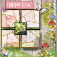 Happy Days - template 2