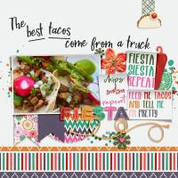 The best tacos come from a truck