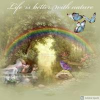 Life is better with nature