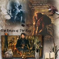 LOTR - The return of the king.