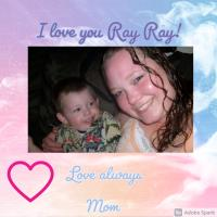 Mom and Ray