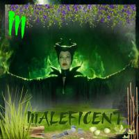 M for Maleficent