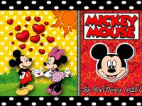 M is for Mickey Mouse