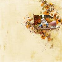 Most Recent Upload - Hello Fall by Palvinka Designs