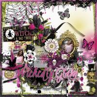 Wickedly Glam