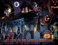 WELCOME TO THE WITCHES  CONCLAVE